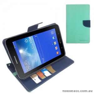 Korean Mercury Case for Samsung Galaxy Tab 3 7.0 Lite - Green