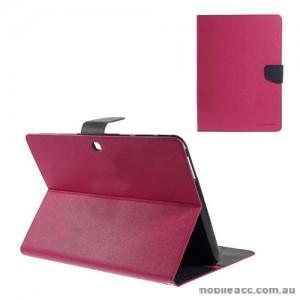 Korean Mercury Case for Samsung Galaxy Tab 4 10.1 - Hot Pink