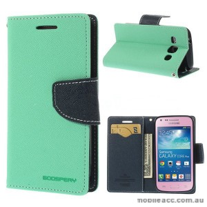 Korean Mercury Fancy Diary Wallet Case for Samsung Galaxy Trend Plus