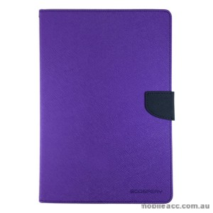Korean Mercury Fancy Diary Case Cover for Samsung Galaxy Tab A 8.0 2016  Purple