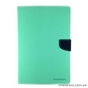 Korean Mercury Fancy Diary Case Cover for Samsung Galaxy Tab A 8.0 2016  Green