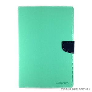 Korean Mercury Fancy Diary Case Cover for Samsung Galaxy Tab A 9.7 Green
