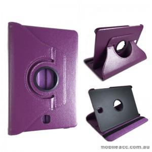 360 Degree Roatating Case for Samsung Galaxy Tab S2 8.0 Purple