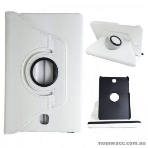 360 Degree Roatating Case for Samsung Galaxy Tab S2 8.0 White