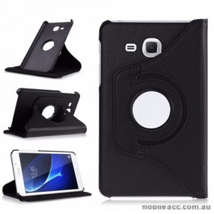 360 Degree Rotating Case For Samsung Galaxy Tab A 7.0 (2016) - Black