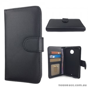 Synthetic Leather Wallet Case for Motorola Moto X 2nd Gen