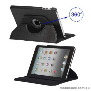 360 Degree Rotating Case for iPad mini / iPad mini 2 - Blackx2