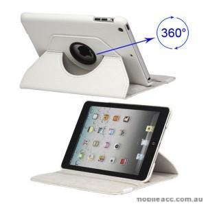 360 Degree Rotating Case for iPad mini / iPad mini 2 - Whitex2