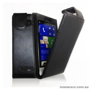 Synthetic Leather Flip Case for HTC Windows Phone 8S