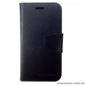 Synthetic Leather Wallet Telstra 4GX Buzz Black