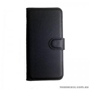 Wallet Case for ZTE Blade S6 Black