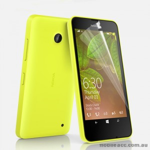 Clear Screen Protector for Nokia Lumia 630 635