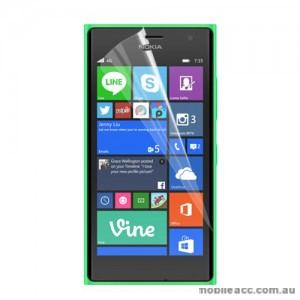 Clear Screen Protector for Nokia Lumia 830