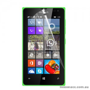 Clear Screen Protector for Nokia Lumia 435