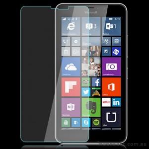 Premium Tempered Glass Screen Protector for Microsoft Lumia 640