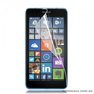 Clear Screen Protector for Microsoft Lumia 640XL