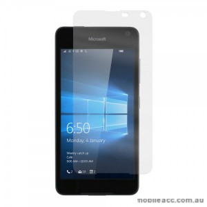 Screen Protector For Microsoft Lumia 650 - Clear