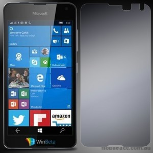 Screen Protector For Microsoft Lumia 650 - Matte