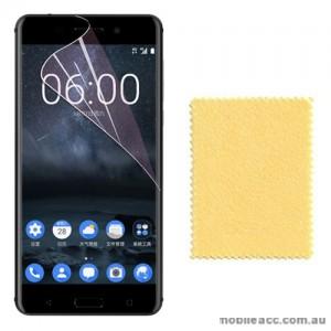 Matte Anti-Glare Screen Protector For Nokia 5