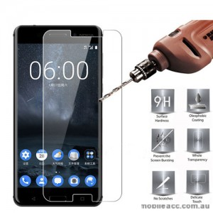 9H Premium Tempered Glass Screen Protector For Nokia 5