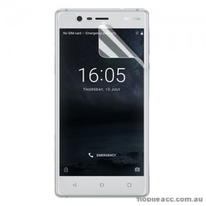 Ultra Clear Screen Protector For Nokia 3