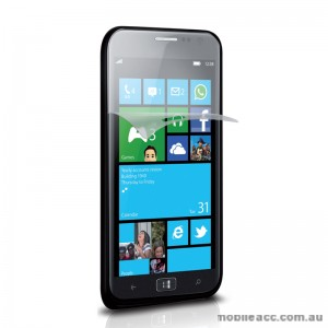 Screen Protector for Samsung Galaxy Ativ S i8750 - Matte