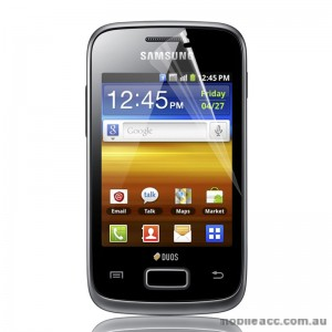 Screen Protector for Samsung Galaxy Y Duos S6102 - Clear