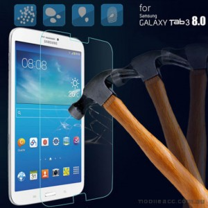 Tempered Glass Screen Protector for Samsung Galaxy  Tab3 8.0