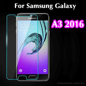 Premium Tempered Glass Screen Protector For Samsung Galaxy A3(2016)