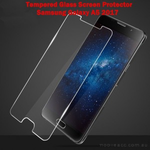 9H Premium Tempered Glass Screen Protector For Samsung Galaxy A5 2017 A520