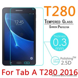 Premium Tempered Glass Screen Protector For Samsung Galaxy Tab A 7.0 2016