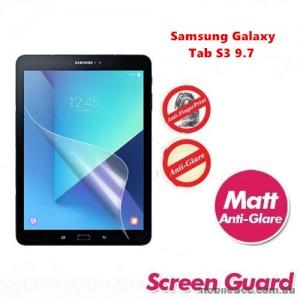 Matte Anti-Glare Screen Protector For Samsung Galaxy Tab S3 9.7