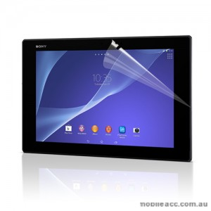 Clear Screen Protector for Sony Xperia Tablet Z2 10.1