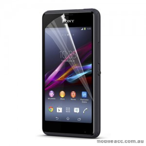Clear Screen Protector for Sony Xperia E1