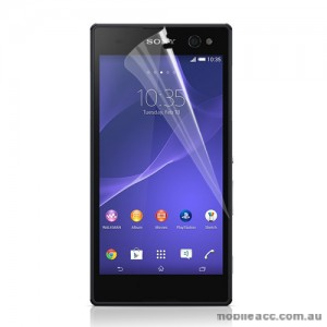 Clear Screen Protector for Sony Xperia C3