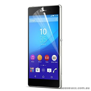 Clear Screen Protector for Sony Xperia Z3 Plus