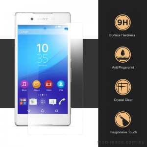 Tempered Glass Screen Protector for Sony Xperia Z4/Z3 Plus