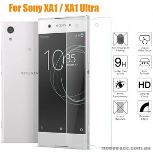 9H Tempered Glass Screen Protector For Sony Xperia XA1 Ultra