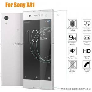 9H Premium Tempered Glass Screen Protector For Sony Xperia XA1