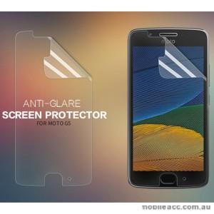 Screen Protector For Motorola Moto G5 - Matte/Anti-Glare