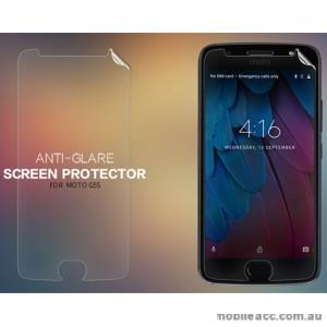 Matte Anti-Glare Screen Protector For Motorola Moto G5S