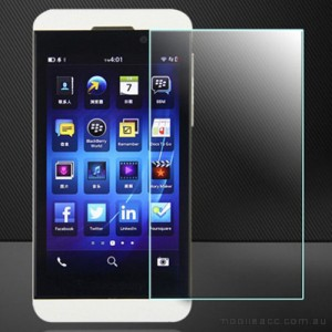 Premium Tempered Glass Screen Protector For BlackBerry Z10