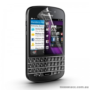 Screen Protector for Blackberry Q10 - Clear