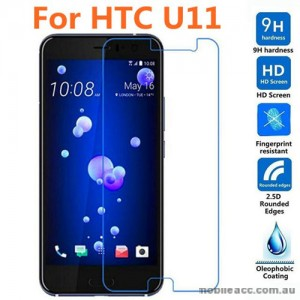 9H Tempered Glass Screen Protector For HTC U11