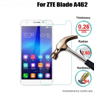 9H Premium Tempered Glass Screen Protector For Telstra 4GX Plus/ZTE Blade A462   X2