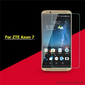 Premium Tempered Glass Screen Protector For ZTE Axon 7 × 2