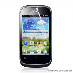 Screen Protector for Telstra Huawei Ascend Y201 - Clear
