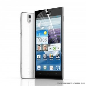 Clear Screen Protector for Huawei Ascend P2