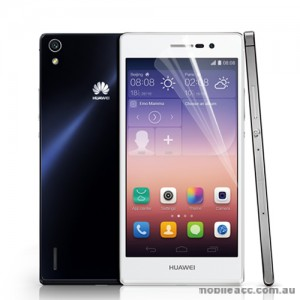 Clear Screen Protector for Huawei Ascend P7