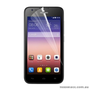 Clear Screen Protector for Huawei Ascend Y550